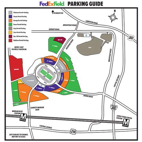 Redskins Stadium Parking Diagram the es tailgate has moved the stadium extremeskins