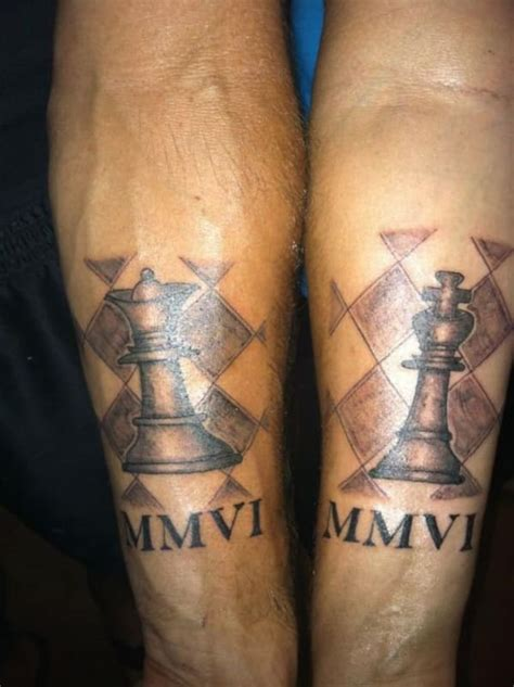 tattoo ideas for history buffs king and queen tattoos for men ideas and inspiration for