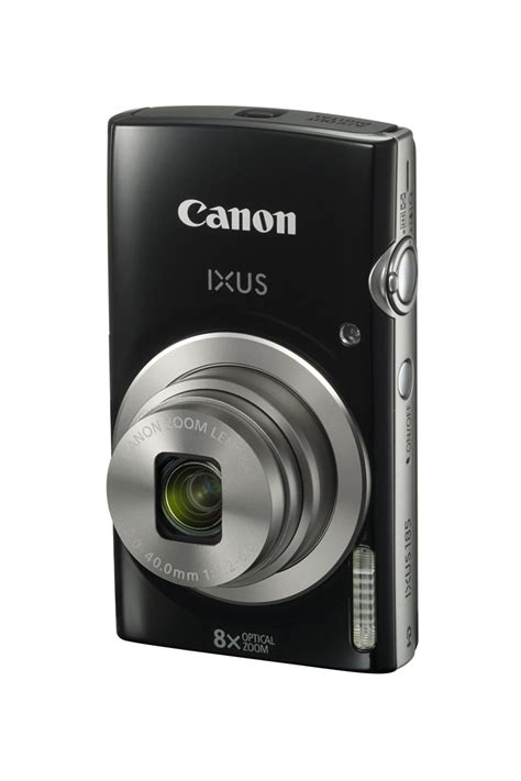 Canon Digital Ixus 185 canon ixus 185 bk eu26 digitalkamera svart hemelektronik