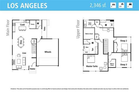 floor plan los angeles city 26 isola homes
