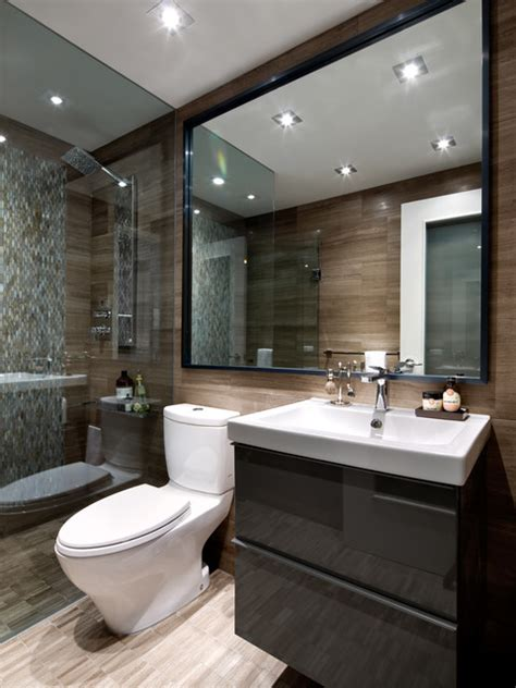 toronto bathroom design downtown toronto condo contemporary bathroom other metro by toronto interior design