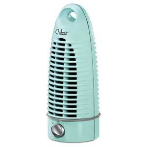Blue Patio Furniture Mini Chillout Tower Fan Eggshell Blue Target