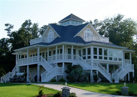 Cottage House Plans With Wrap Around Porch by Southern Cottages House Plans The Island Cottage