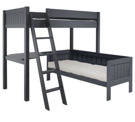 day bed with desk fargo highsleeper bed daybed desk painswick blue by