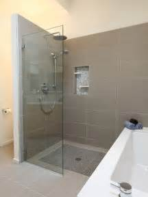 Bath Shower Panel Pros And Cons Of Having A Walk In Shower Shower Niche