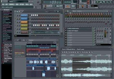 studio four image line software fl studio 4