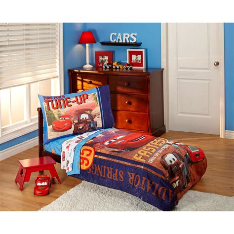 cars toddler bed set attractive disney cars toddler bed e2 80 94 cute bedding