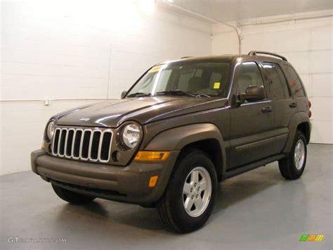 2006 khaki pearl jeep liberty sport 24589359 gtcarlot car color galleries