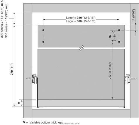 blum file drawer rails metafile system richelieu hardware