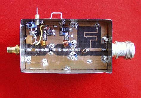 transistor gaas fet gaas fet bias circuit