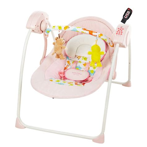 baby swing bouncer rocker electric baby rocking chair music baby swing rocker