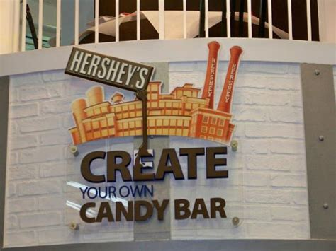 create your own candy bar picture of hershey s chocolate
