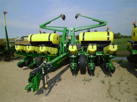 Deere 1760 Planter Specs by 2012 Deere 1760 Planting Seeding Planters