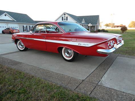 impala new 1961 chevy impala top like new custom