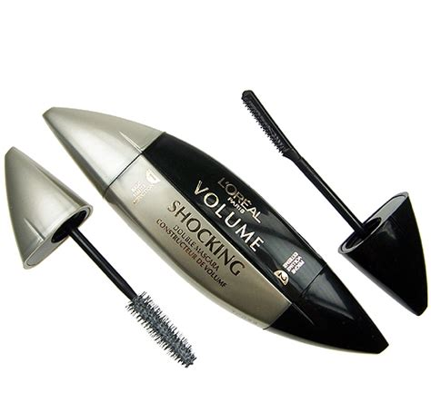 Mascara Loreal Volume Shocking my own