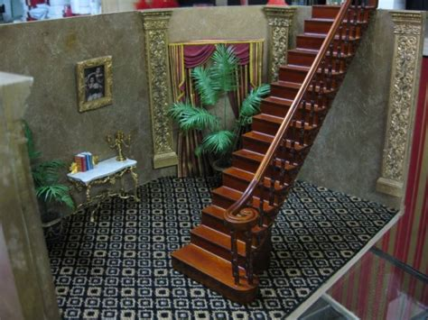 dolls house staircases dollhouse staircases