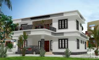 Home Design Books 2016 2100 Sq Ft Double Floor Home Kerala Home Design