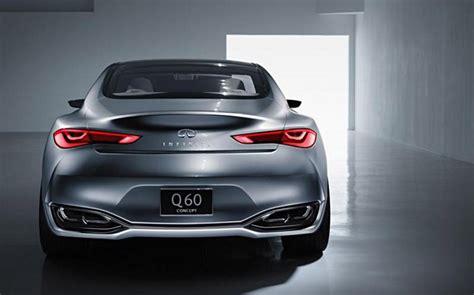 infiniti nissan 2016 2016 infiniti q60 coupe price specs concept release date