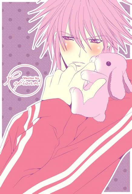 mayu shinjo don t touch my bunny minitokyo
