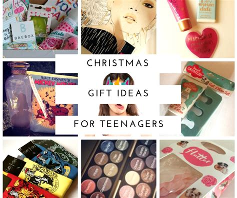 christmas gift ideas for teenagers with a little help