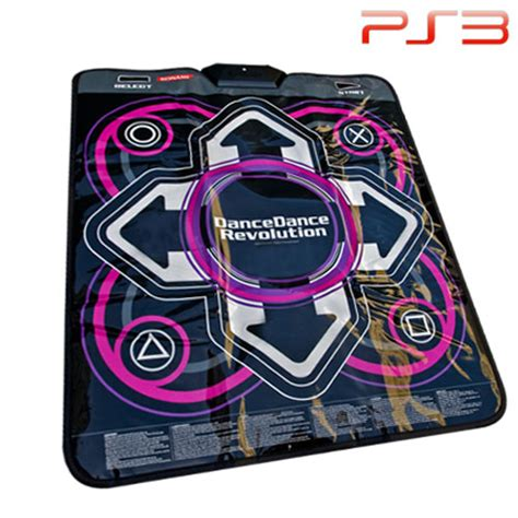 Damce Mat by In Stock Now Playstation 3 Original Konami Pad