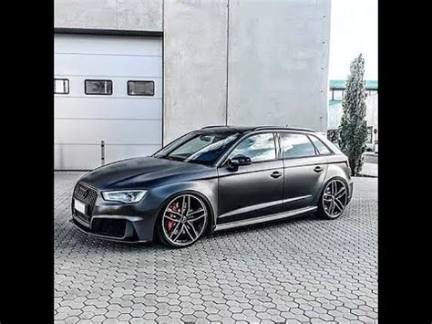 Audi Rs Tuning by Audi Rs 3 Sportback Tuning Youtube