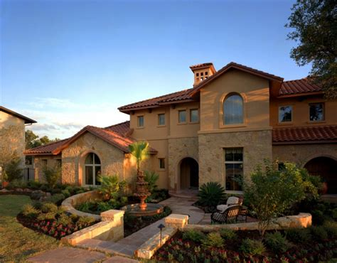 Tuscan Inspired Homes by Get Italian Appeal With These Attractive Tuscan Style