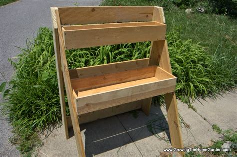 how to build a raised garden box planter