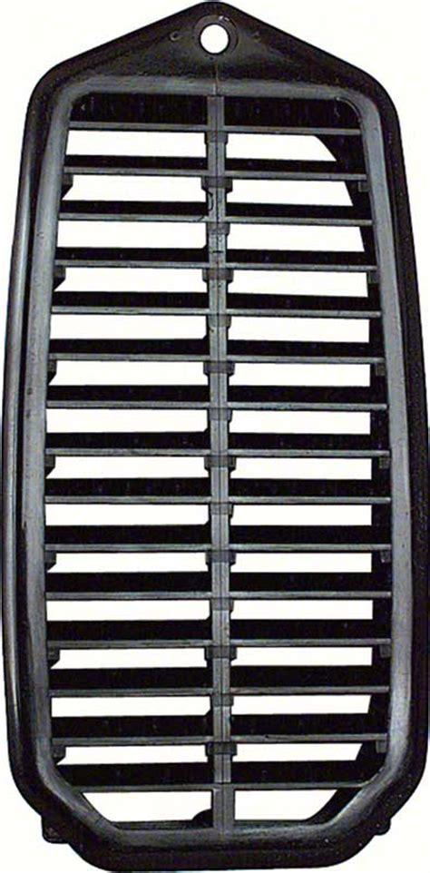 Interior Door Vent Grill by 1975 Pontiac Firebird Parts Interior Parts Door