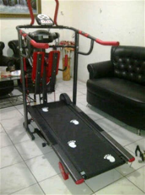 Treadmill Manual 5 Fungsi 1 6 F Jg Ada Alat Olahraga treadmill manual 6 fungsi alat olahraga lari dirumah pusat grosir alat fitnes jakarta