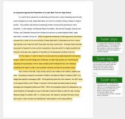Argument Essay Topics by 2 Argumentative Essay Exles With A Fighting Chance Essay Writing