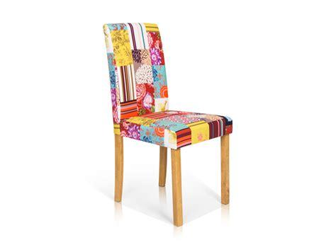 polsterstuhl bunt bill polsterstuhl stuhl esszimmerstuhl stoff patchwork