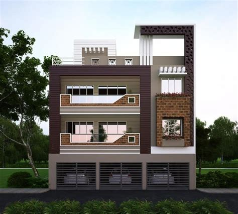 Simple Modern House Design by Latest House Elevation Designs 2016