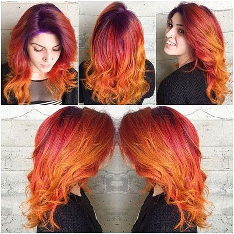 sunset hair color copper sunset hair color newhairstylesformen2014 of 29