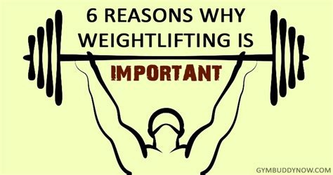 6 Reasons To Be The His Buddies Want To Around by 6 Reasons Why You Should Do Weightlifting