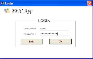 membuat form login di xp ilmu software membuat form login microsoft access