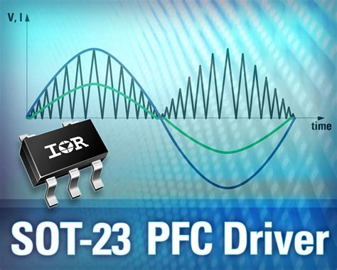 power factor correction led driver five pin power factor correction booster chip for led drives