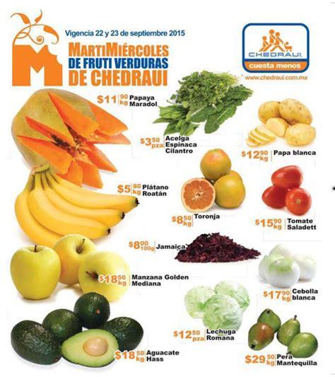martes y miercoles de frutas y verduras chedraui 28 y 29 de enero chedraui martes y mi 233 rcoles de frutas y verduras 22 y 23