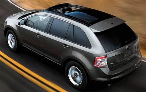 2010 ford edge overview cargurus