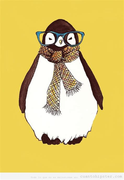 imagenes hipsters de animales ping 252 ino cu 225 nto hipster