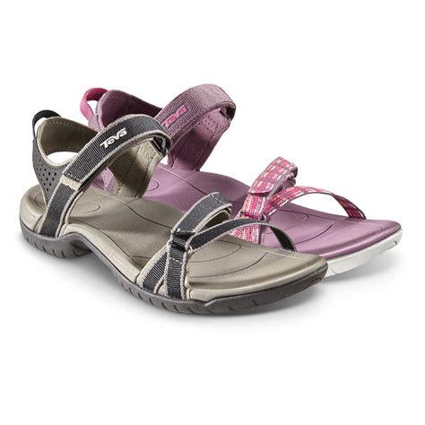 womens teva sandals teva s verra sport sandals 656501 sandals flip