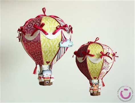 Make A Air Balloon Out Of Paper - 3d air balloon fiber it s what i do