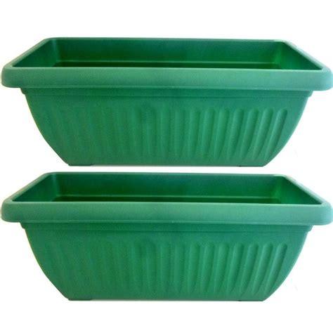 vasi resina rettangolari scegliere i vasi in resina esterno scelta dei vasi