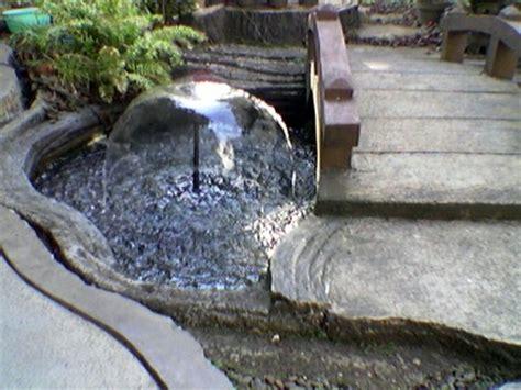 Jual Kolam Terpal Mini kolam air mancur tukang taman tukang taman murah