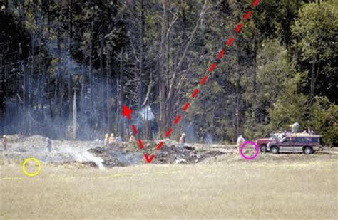 killtowns did flight 93 crash in shanksville news killtown faked shanksville crater and the burnt forest
