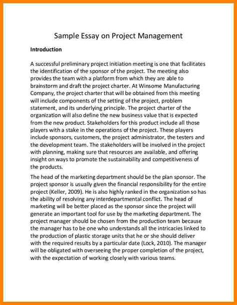 Introduction Letter For Project 5 sle introduction for a project introduction letter