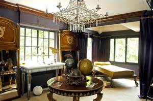 Braxton and yancey steampunk room d 233 cor in 3 styles theatrical
