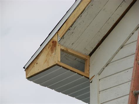 How To Install On L by Soffit And Fascia Board Installation Pictures To Pin On