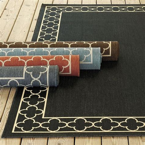 Suzanne Kasler Quatrefoil Border Indoor Outdoor Rug Best 25 Outdoor Rugs Ideas On Outdoor Patio Rugs Indoor Outdoor Rugs And Deck