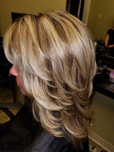 coolest layered cut hairstyles  reflect